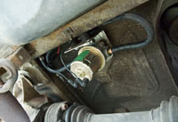 BMW Bavaria + Carter 4070 Fuel Pump