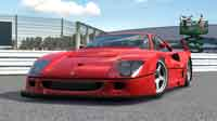 1989 Ferrari F40 Competizione #1